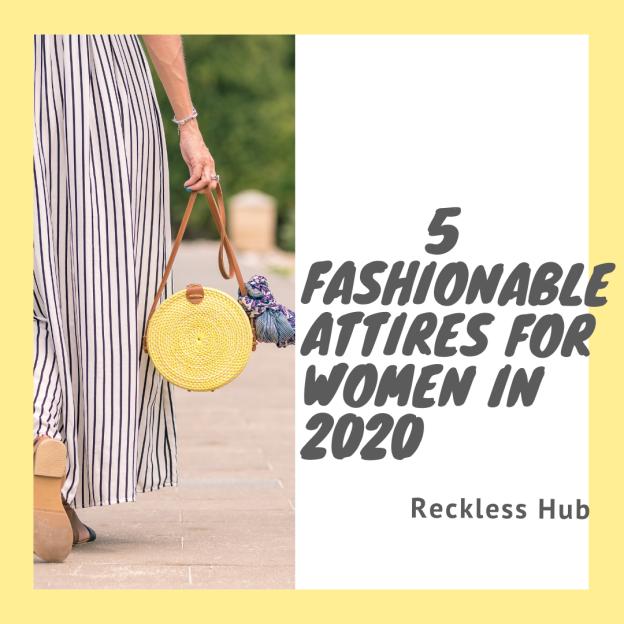 2020 women fashion trend